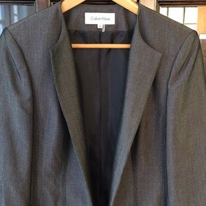 Calvin Klein Woman's Suit Jacket